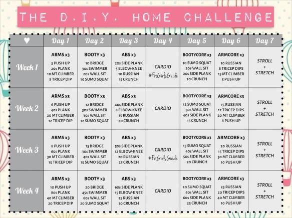 60 day body challenge pdf